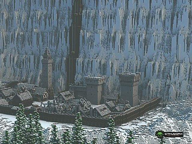 Château Noir Minecraft : image 3