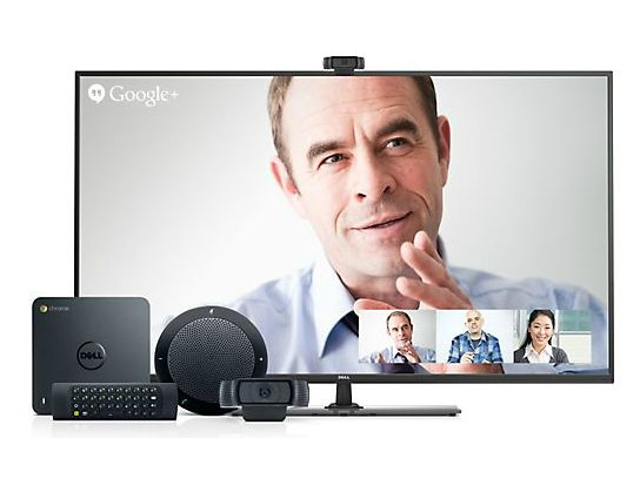 La Chromebox de Dell