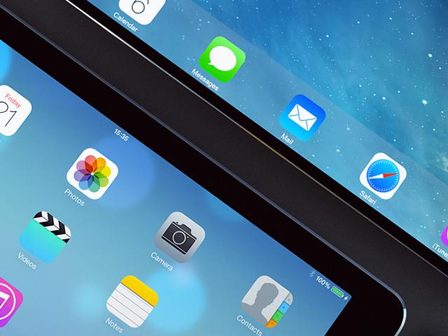 A8X iPad Pro