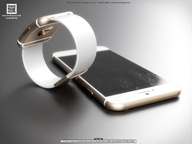 Concept iWatch Martin Hajek : image 8