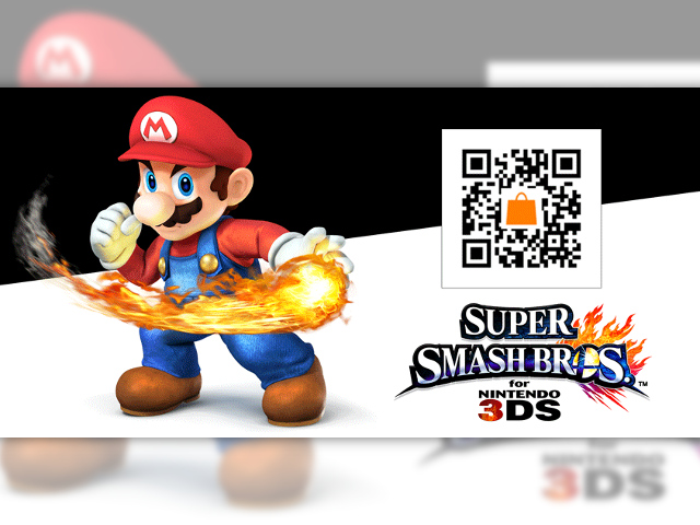 Démonstration de Super Smash Bros. 3DS