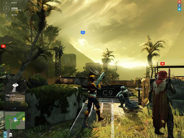Destiny Planet View : image 2