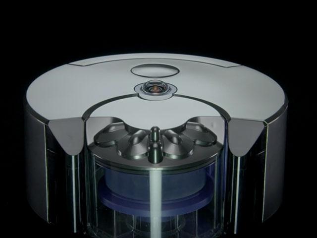 dyson 360 eye le robot qui va vous faire aimer le m nage. Black Bedroom Furniture Sets. Home Design Ideas