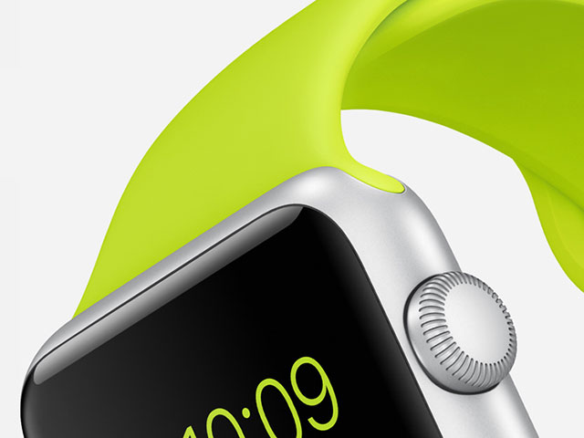 Fiche technique Apple Watch
