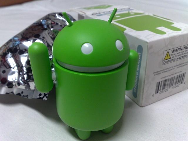 Android Silver tire sa révérence