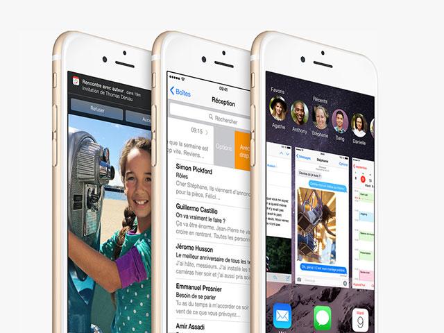 Fonctions secrètes iOS 8