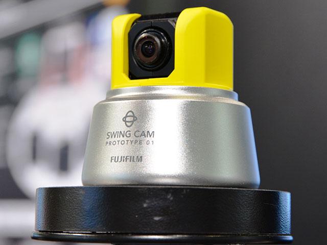 Caméra magique Fujifilm