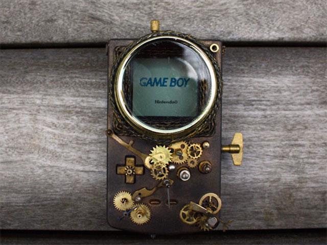 Game Boy Steampunk : image 1