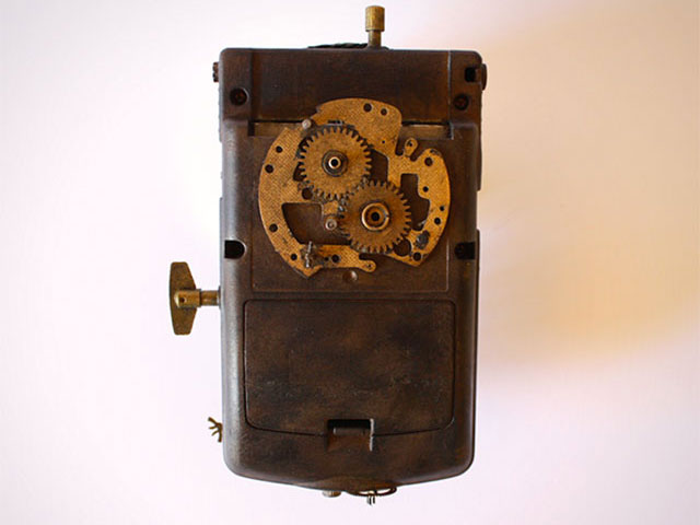 Game Boy Steampunk : image 5