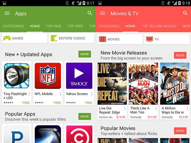 Google Play Store 5 : image 1