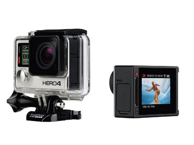 tout sur les gopro hero 4. Black Bedroom Furniture Sets. Home Design Ideas