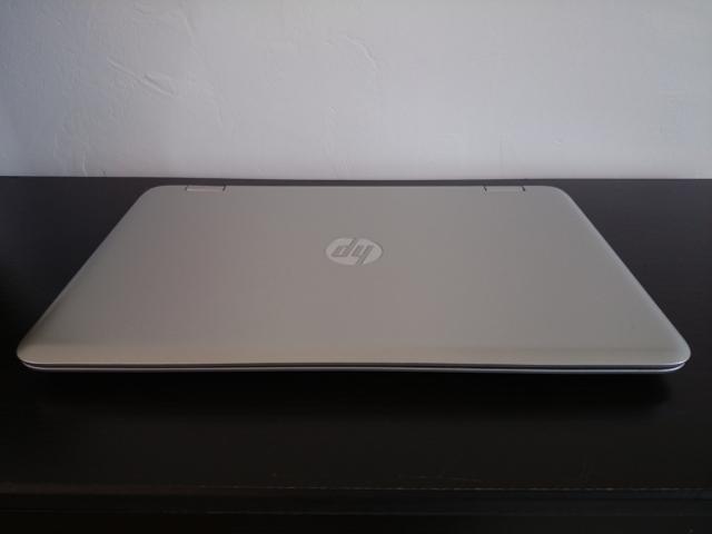 Le HP Envy x360, fermé