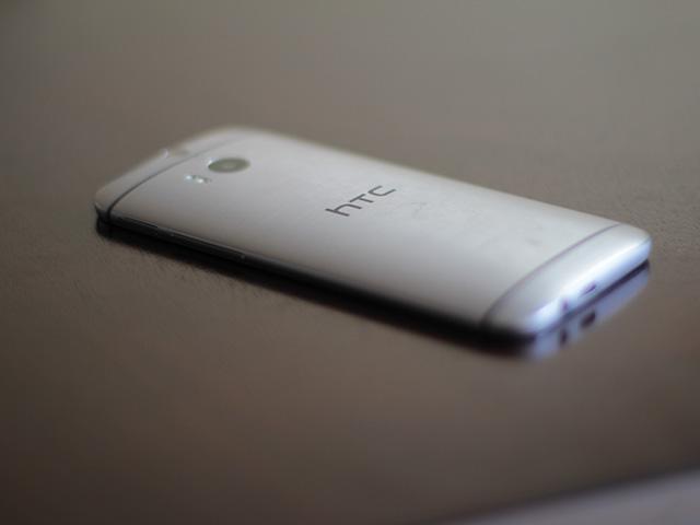 Où l'on reparle du HTC M8 Eye