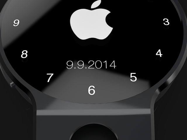 iWatch Concept : image 1