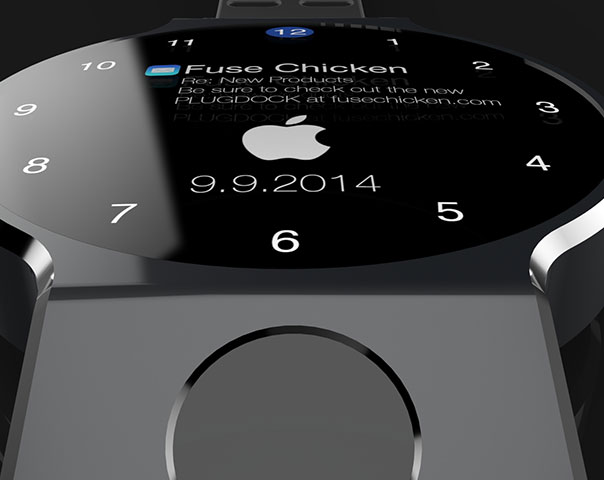 iWatch Concept : image 3