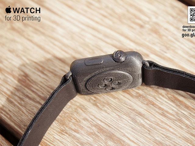 Imprimer Watch Apple