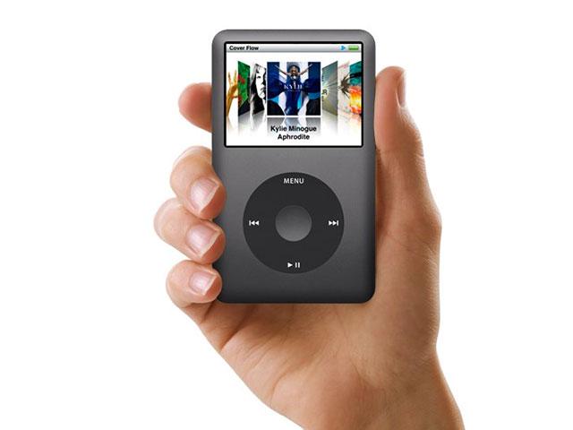 Fin iPod Classic