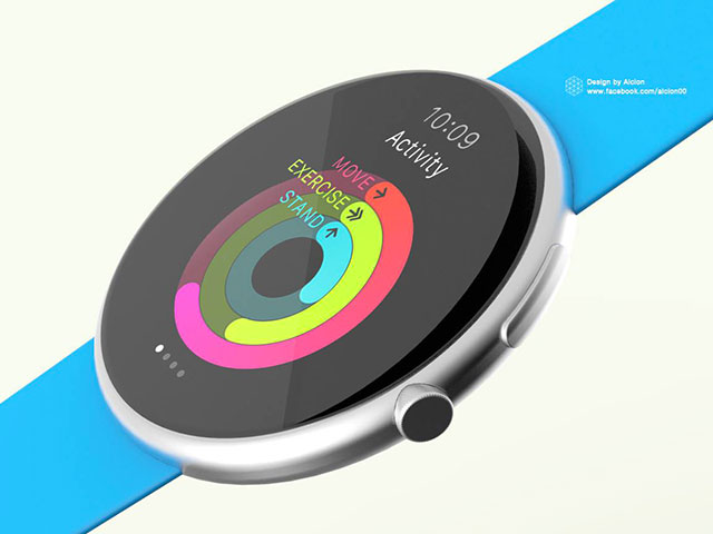 Apple Watch ronde : image 2