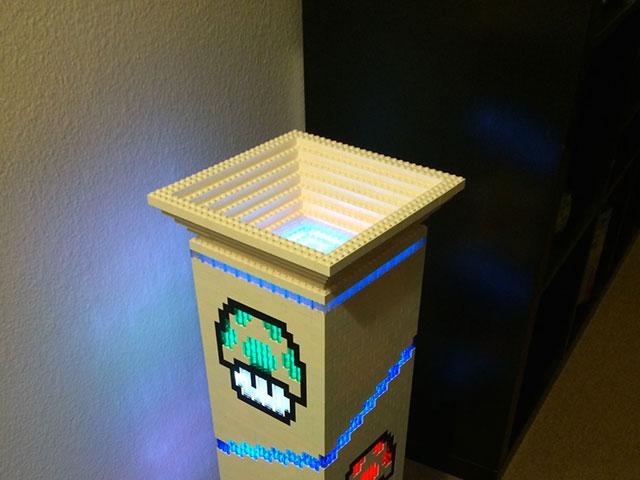 Lampe LEGO