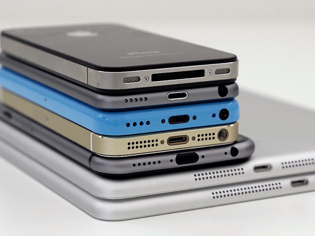 Mode une main iPhone 6