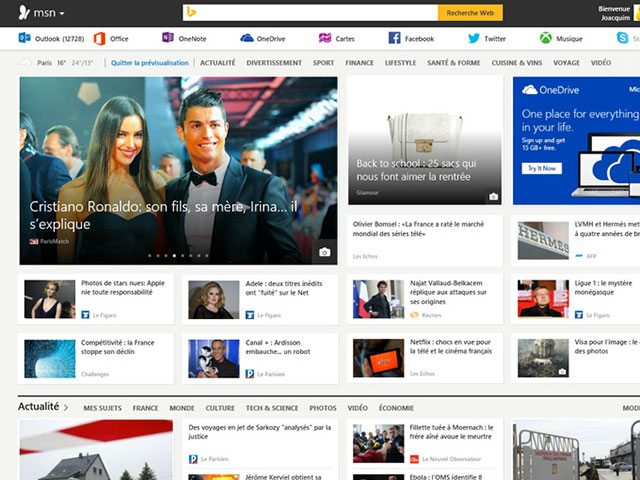 New MSN 2014