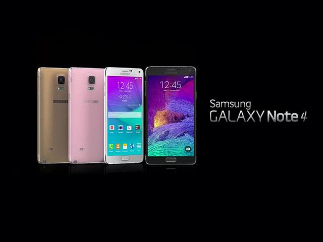 Prix Galaxy Note 4