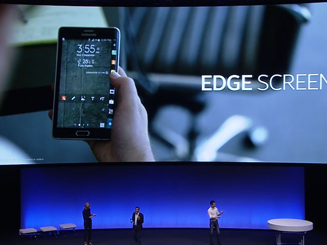 Samsung Galaxy Note Edge : image 2