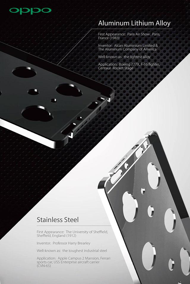 Oppo N3 : nouvelle affiche
