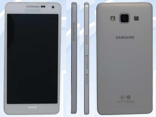Des photos du Samsung SM-A500