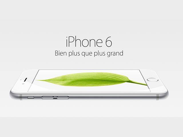 Précommander iPhone 6
