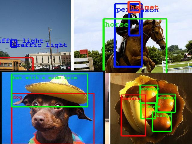 La reconnaissance d'images de Google