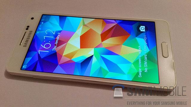 Photo Samsung Galaxy A5 : image 6