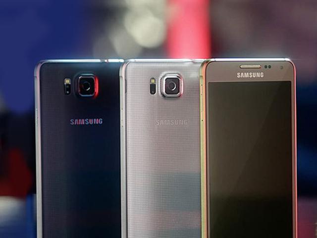 Le Samsung Galaxy Alpha se multiplie