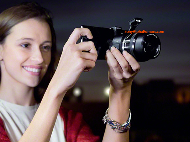 Sony ILCE-QX1 : image 1
