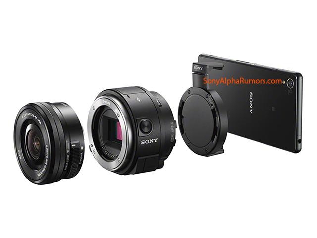 Sony ILCE-QX1 : image 2