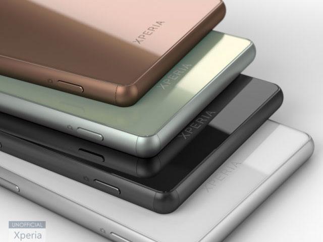 Photos presse Sony Xperia Z3