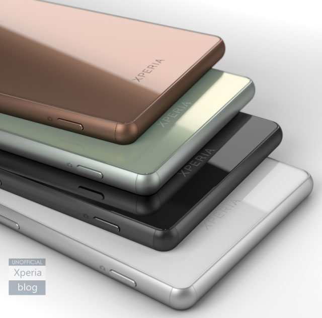Photos presse Sony Xperia Z3 : image 2