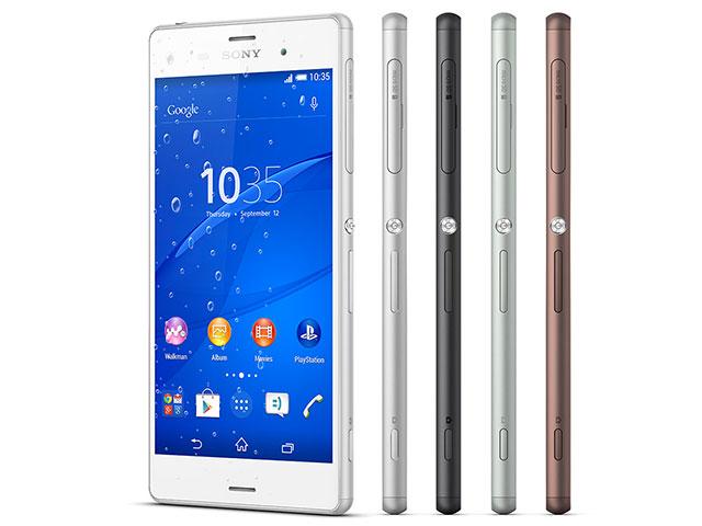 Sony Xperia Z3 : image 1