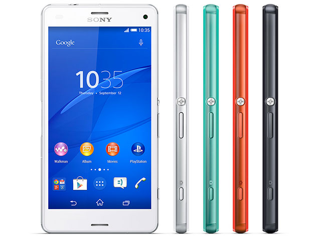Sony Xperia Z3 Compact : image 1