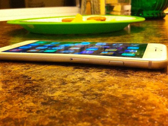 Plie ton iPhone 6