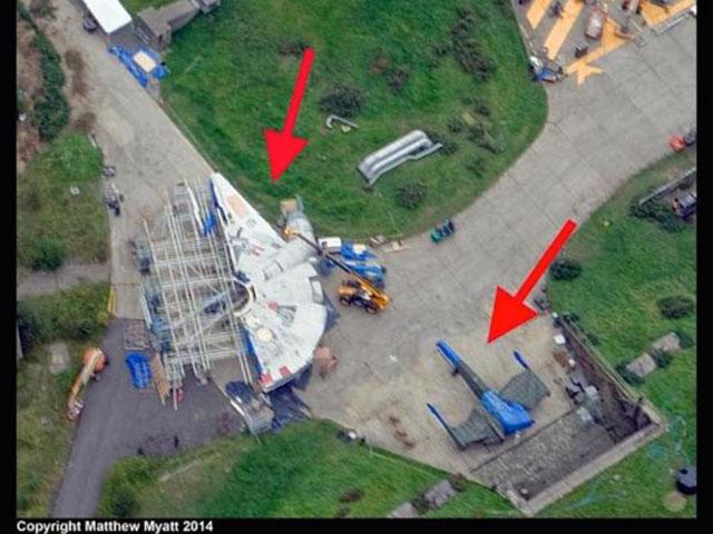 Tournage Star Wars Episode VII