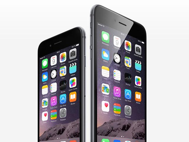 Ventes iPhone 6