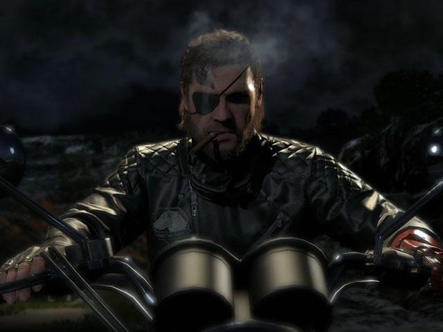 Vidéo gameplay MGS 5