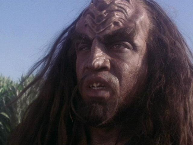 Cortana Klingon