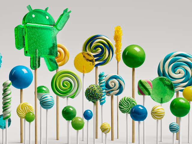 Android 5.0 Sony