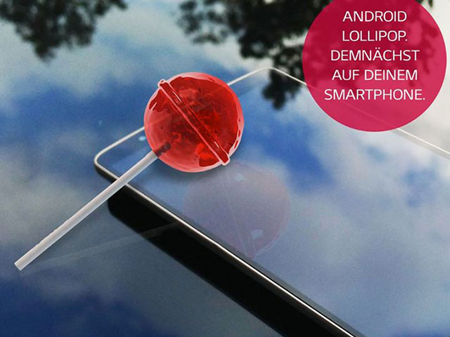 Android 5.0 Lollipop LG G3