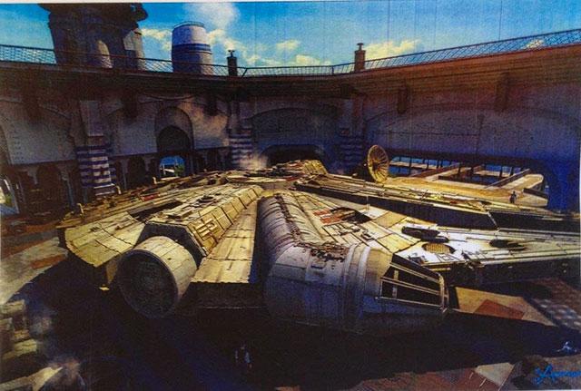 Artworks Star Wars Episode VII : image 11