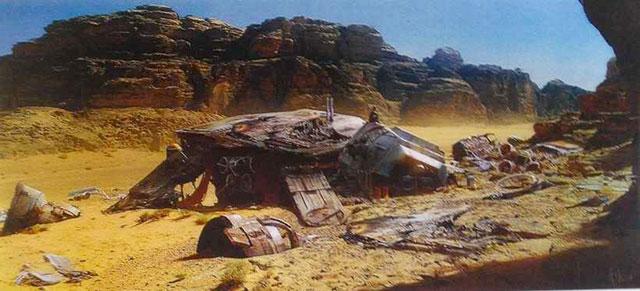 Artworks Star Wars Episode VII : image 12