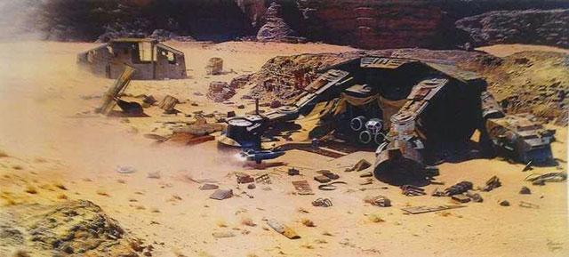 Artworks Star Wars Episode VII : image 13