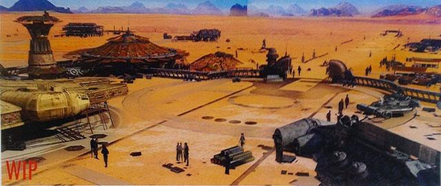 Artworks Star Wars Episode VII : image 17